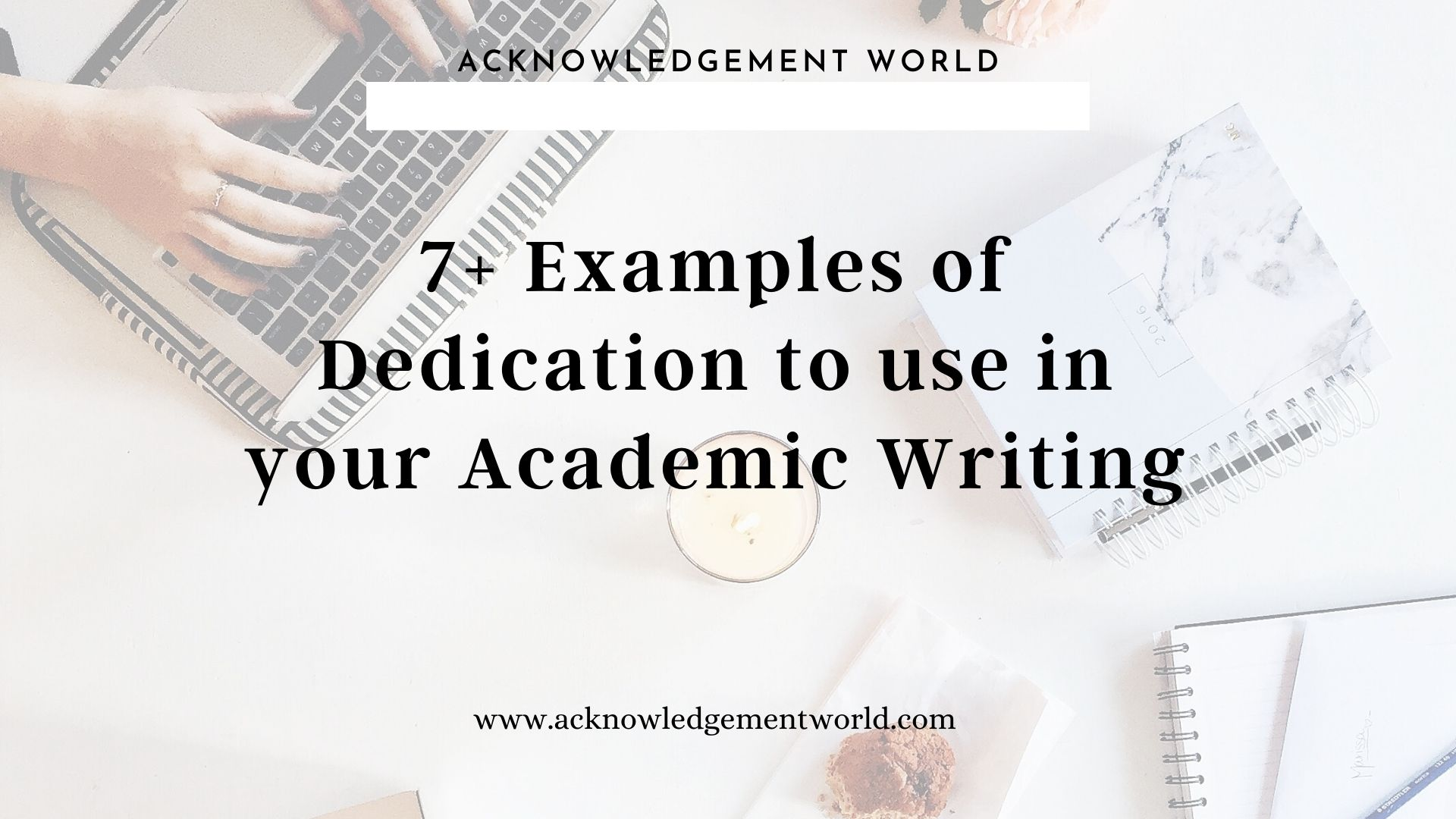 Thesis dedication examples and samples online writing lab writing a research paper